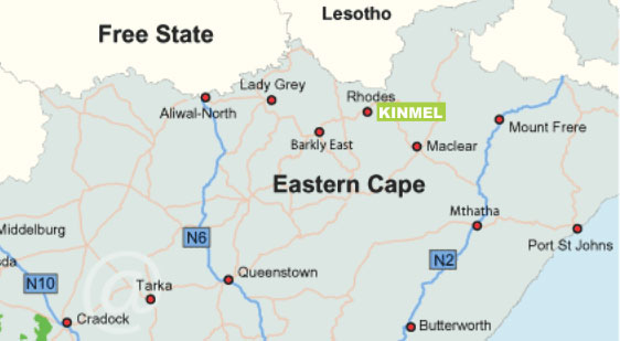 Find Kinmel near Rhodes